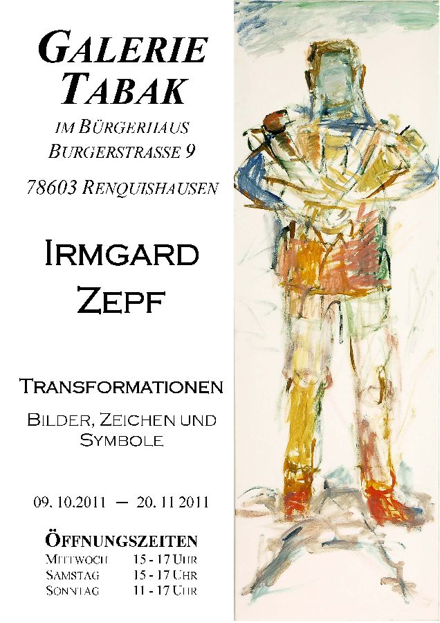 Ausstellung Zepf Herbst 2011