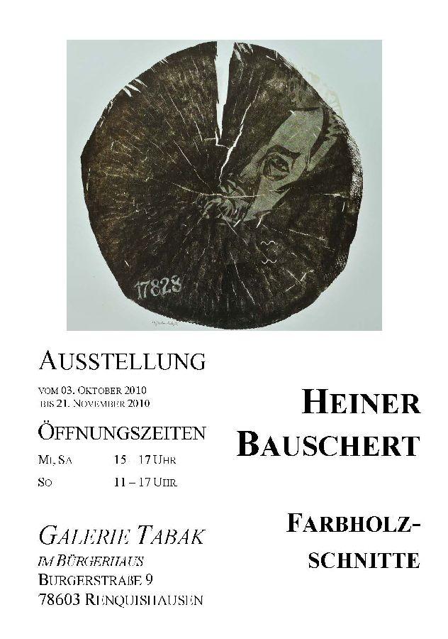 Ausstellung Bauschert Herbst 2010