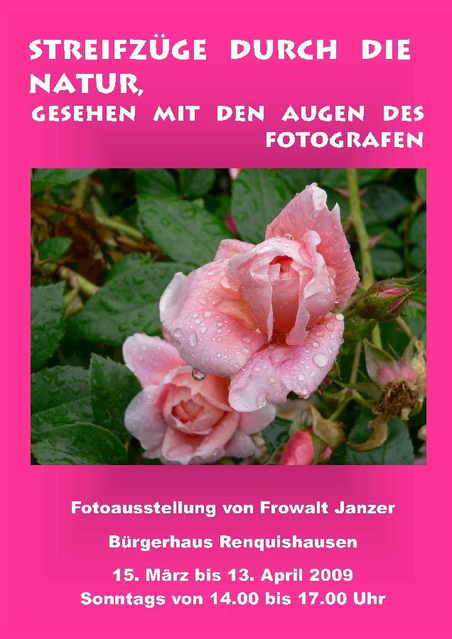 Fotoausstellung 2009 Frowalt Janzer