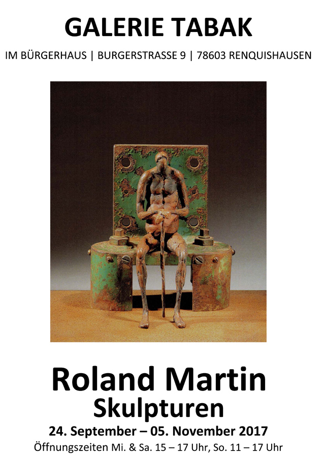 Roland Martin - Skulpturen