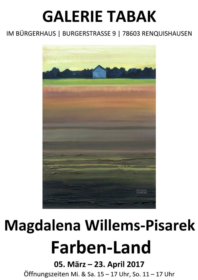 Magdalena Willems-Pisarek - Farben-Land