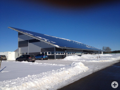 RUETSCHI Technology GmbH im Winter