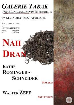 Plakat von Käthe Rominger-Schneider und Walter Zepf