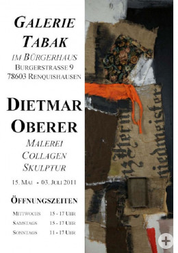 Ausstellung Oberer Frühjahr 2011