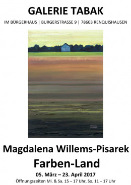 Magdalena Willems-Pisarek - Farben-Land